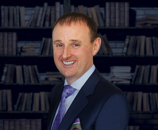 Fergal O'Mahoney, Property Developer